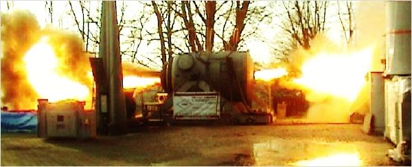 Industrieller Brandschutz - stationäre Löschanlagen und ...